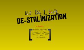 De-Stalinization ... De-Stalinization süreci 82