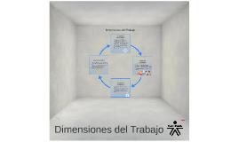 Dimensiones del Trabajo