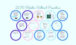 2015 Pakistan Cultural Presentation