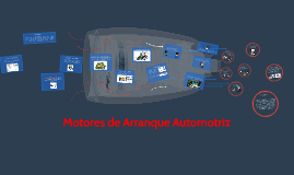 Motores De Arranque Automotriz Starting System