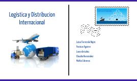 Copy of Logística y Distribución Internacional