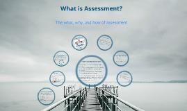 6580 Session Six- Assessment
