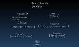Story Elments