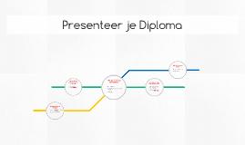 Presenteer je Diploma