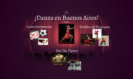 Danza en Buenos Aires!