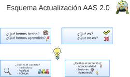 Esquema actualización AAS 2.0
