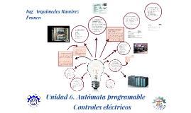 Unidad 6. Autómata programable
