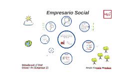 Empresario Social. Conceptos Generales