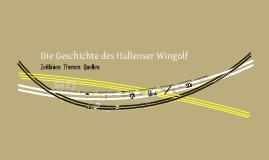 Geschichte des Hallenser Wingolf