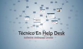Copy of Técnico En Help Desk