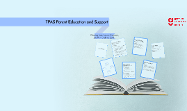 TPAS Parent Training and Support