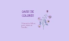 PROYECTO OASIS DE COLORES