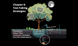 SLS 1503 Chap 9_Test-Taking Strategies