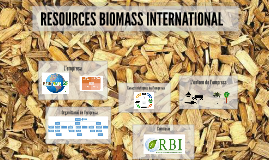 RESOURCES BIOMASS INTERNATIONAL