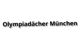 Olympiadächer München
