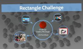 Rectangle Challenge