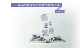 Analyzing 20th Century Poetry 5.05