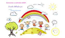 Copy of SCUOLA DELL INFANZIA