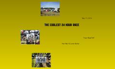 Coolest 24 Hour Race