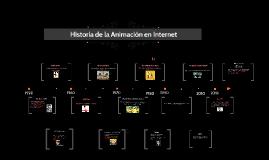 Historia de la Animación en Internet