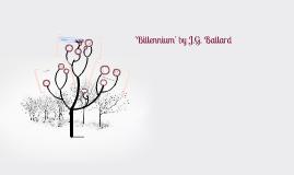 Copy of 'Billennium' by J.G. Ballard