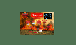 Chaparral Biomes
