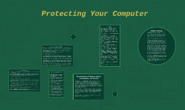 Protecting Your Computer
