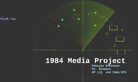 1984 Media Project
