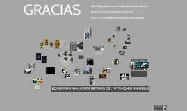 PechaKucha Sonoridad Inmanente, Retratos sonoro-visuales de San ildefonso