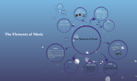 Copy of The Elements of Music