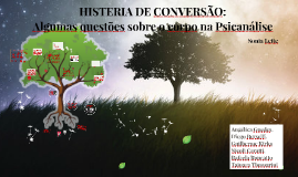 Histeria De Conversão: Algumas questões sobre o corpo na Psicanálise