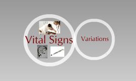 Vital Signs PEER