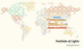 Festivals of Lights