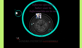 Saber usar la información en la red