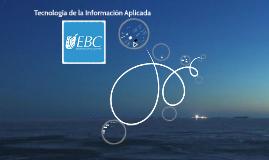 Seminario - Tecnología de la información aplicada