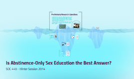 Abstinence-Only Education