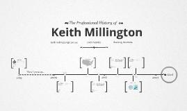 Timeline Prezumé by keith millington