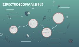 ESPECTROSCOPIA VISIBLE
