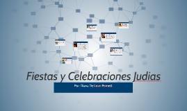 Fiestas y Celebraciones Judias