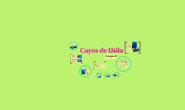 Cayos de Utila