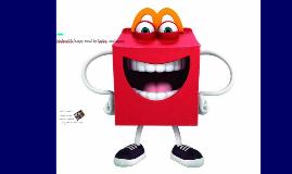 Mcdonalds happy meal.By kaden owain