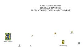 SENSORY WINE TRAINING AND VARIETAL COMPARISON