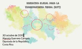 Iniciativa Global para la transparencia Fiscal (GIFT)
