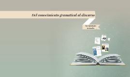 La lengua como comunicación
