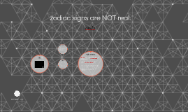 Why zodiac signs are not real.