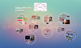Valeria Mazzoni-esame