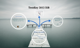 Testday 2013 ISB