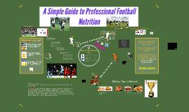 How do you eat like a Premier League player?