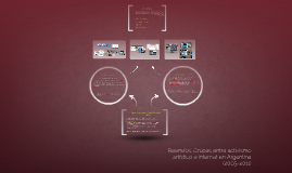 Reenvíos. Cruces entre activismo artístico e internet en Arg