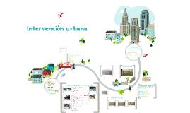 Intervension urbana